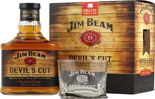 Rượu Jim Beam Devils Cut
