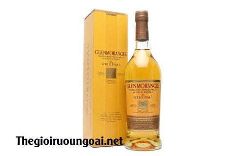 Rượu Glenmorangie 10 Year Old Original Whisky