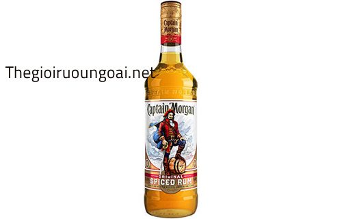 Rượu Captain Morgan Original Spiced Rum